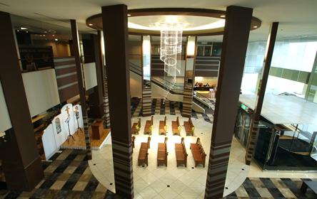 ANAクラウンプラザホテル釧路の館内写真2