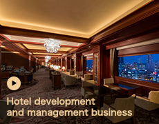 Hotel development and management business