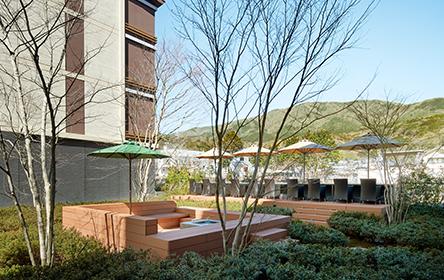 ホテル インディゴ 箱根・強羅の館内写真2