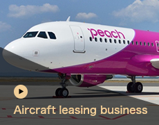 Aircraft leasing business