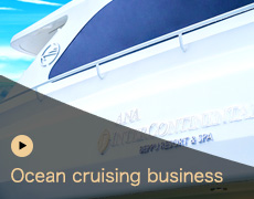 Ocean cruising business